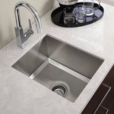 """Found it at Wayfair - 1600 Series 20"""" x 20"""" Single Bowl Kitchen Sink"""