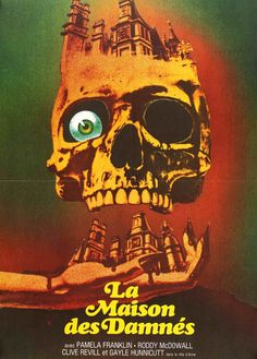 Legend of Hell House (1973) #1970s #1973 #23x30