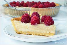 Tarta z mascarpone i jagodami - I Love Bake Cake Recipes, Dessert Recipes, Love Eat, Homemade Chocolate, Chocolate Cream, Sweet Cakes, Sweet Desserts, No Bake Cake, Food To Make