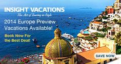 Affordable Tours - Globus Tours, Trafalgar Tours, Europe Tours, Italy Tours, Ireland Tours, Escorted Tours