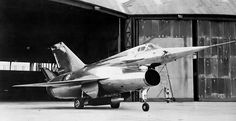 Nord 1500 Griffon.  Looks like they were designing an engine first and then remembered it needed to have a cockpit for the pilot!