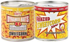 COOKED SEED DYNAMITE BAITS SWEETCORN
