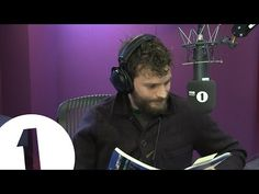 Jamie Dornan Reads Catalogues & MORE In A Sexy Voice Because Why Not?! Check Out The Hotness HERE! | PerezHilton.com Tablet