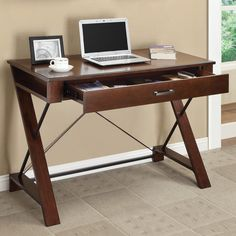 Office Star Products Bassett Rosalind Writing Desk - Overstock Shopping - Great Deals on Office Star Products Desks