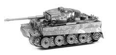 Amazon.com : Fascinations MetalEarth 3D Laser Cut Model - Tiger I Tank : Metal Earth Models : Toys & Games