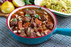Moroccan Lamb Casserole Slow Cooker Recipe (Paleo, Gluten-free)