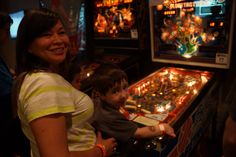 Experience the Ultimate Pinball and Gamer Festival:  Play hundreds of pinball, retro and classic arcade games in Colorado