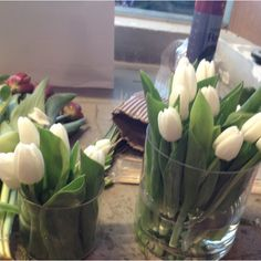 White Tulips.. Eternal love