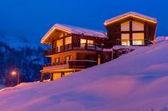 Chalet Grace - Zermatt, Switzerland With its...   Luxury Accommodations