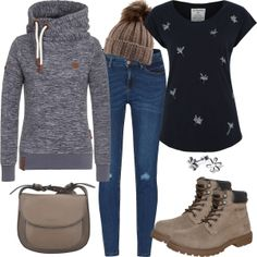 Herbst-Outfits bei FrauenOutfits.de