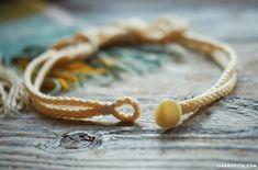 Macrame Knomacrame necklacet Necklace