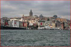 Istanbul under a cloud. Year 2009 by Vlastimil MoDDO Vanek on 500px