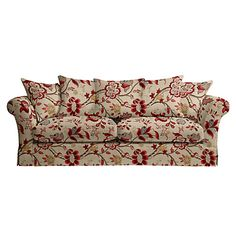 Buy John Lewis Chambery Grand Loose Cover Sofa, Price Band G Online at johnlewis.com