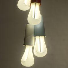 Suspension Plumen + Ampoule Original 002