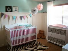 girl room.. love the dresser, were gunna spice up Ava's old plain dresser, so i wanna get cool ideas like this.