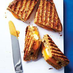 PB & Banana Grilled Cheese