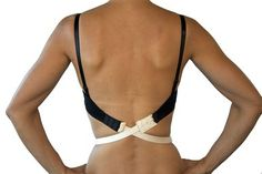 Low Expectations: Low Back Bra Converter (1 Piece) - Beige at Amazon Women's Clothing store: Victorias Secret Backless Bra