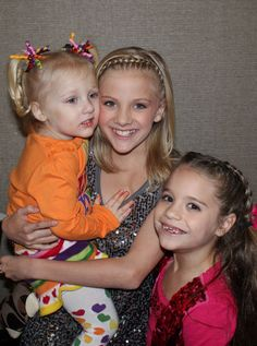 Paige, Mackenzie, and Clara=)
