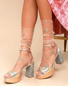 ef4d17870f1 12 Statement Socks That Will Transform Your Look via Brit + Co Fall Socks