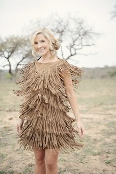 This South African destination bride changed into a fun and flirty dress by Stone Cold Fox for her reception - and it would also make a great bridesmaids dress! // Photo courtesy of Sarah Marie Photography. 2015 Wedding Dresses, Wedding Dress Styles, Bridesmaid Dresses, Bridesmaids, Bush Wedding, Wedding Looks, Safari Wedding, Kate Aspen, African Safari