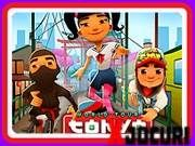 Subway Surfers, Online Games, Free, Fictional Characters, Fantasy Characters