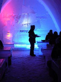 Snow Castle ~ Kemi, Finland