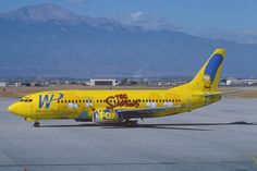 From Wonder Woman to The Simpsons to Star Wars. Take a look at when airlines get creative and design these fun and amazing airline liveries! Pacific Airlines, Southwest Airlines, Piedmont Airlines, The Simpsons, Dream Vacations, Airplane, Westerns, Cool Pictures, Aircraft
