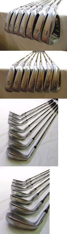 Other Golf Equipment 181155: Ping I20 Iron Set 5-W (7 Irons) Aerotech Steel Stiff Graphite Red Dot Used -> BUY IT NOW ONLY: $235.2 on eBay!