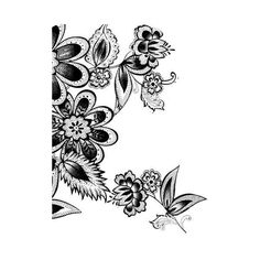 Fashion Background 037 ❤ liked on Polyvore featuring backgrounds, flowers, fillers, black, effects, doodle, borders, scribble and picture frame