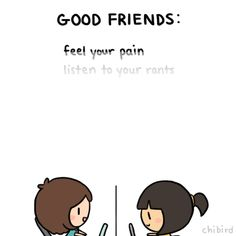 Image result for animated friendship drawings