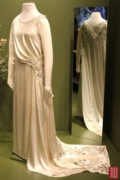 Downton-Abbey-Costumes-Part-2-Tom-Lorenzo-Site-TLO (43) Edith's Wedding dress