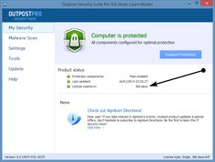 Outpost Security Suite Pro 9.0 gratis per 1 anno   Giveawayita