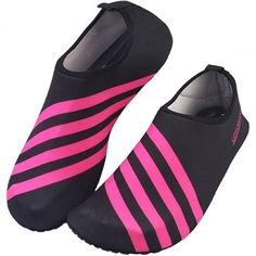Women Stripe SwimPool Shoes
