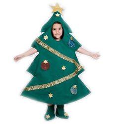 Disfraz arbol de navidad