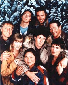 Northern Exposure. This was such a good show.  Quirky, funny and sweet.  Great character development and great acting.  Wish this was on Netflix!