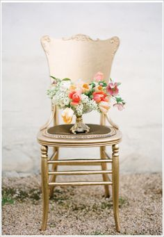 From: Aisle Candy / Photography: Jose Villa / Design + Floral: Flowerwild