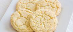 Lemon Cake Cookies (AIP-Friendly, Dairy-Free)