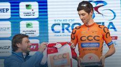 Maciej Paterski: chcę powalczyć o etapowe zwycięstwo na Giro d'Italia