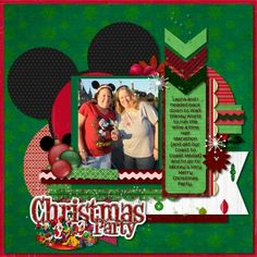 Mickey's Very Merry Christmas Party (General) - Page 6 - MouseScrappers.com