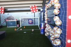Red Bulls Stadium Fan interaction area New Jersey @Lyani Powers