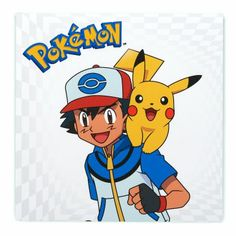 Pokemon Black & White Napkins
