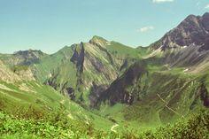 Schöne Bergtour um die Höfats bei Oberstdorf