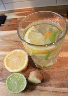 A tip for how to beat the flu naturally. // Vinkki kuinka hoitaa flunssa luontaisin keinoin.