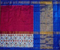 Pochampally Silk Saree - POC00178