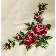 1 million stunning free images Cross Stitch Rose, Cross Stitch Borders, Cross Stitch Flowers, Cross Stitch Designs, Cross Stitch Patterns, Beautiful Rose Flowers, Free To Use Images, Cross Stitch Pictures, Ribbon Work