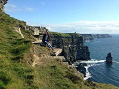 Cliffs of Moher, Ireland. Shamrocker review by Finding Briar