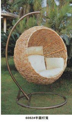 Rattan Wicker Chair Rocking Chair Chaise Lounge Sofa Hanging Chair Swing  Rattan Hanging Basket InPatio