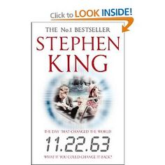 New Stephen King Bestseller book. His best novel for years. One to make you think.