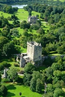 Blarney Castle (Ireland, County Cork)