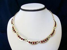 1950's Art Deco necklace